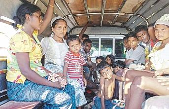 Malezya'da 269 Arakanlı sığınmacı gözaltına alındı