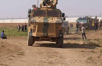 MSB: İdlib'de 16'ncı Türk-Rus Birleşik Kara Devriyesi icra edildi