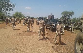 Nijerya'da silahlı çete üyelerinin 2 kampı yok edildi