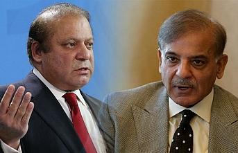 Pakistan'da ana muhalefet lideri Şahbaz Şerif'in Kovid-19 testi pozitif çıktı