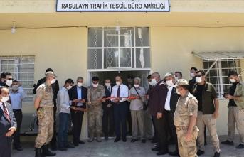 Rasulayn'da yapımı tamamlanan hizmet binaları açıldı