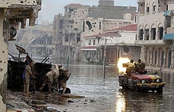 'Rus paralı askerleri Sirte kentindeki evlere bomba tuzaklıyor' iddiası