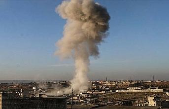 Rusya İdlib'de ateşkesi ihlal etti