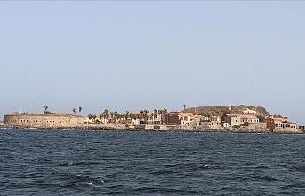 Senegal'de Goree Adası'ndaki Avrupa Meydanı'nın adı değiştiriliyor
