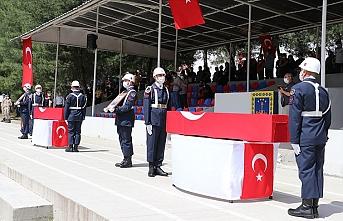 Siirt'te şehit olan askerlerin cenazeleri memleketlerine gönderildi