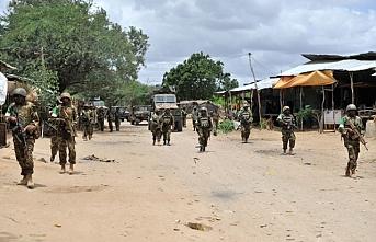Somali'de Eş-Şebab ve Afrika Birliği Somali Misyonu arasında çatışma