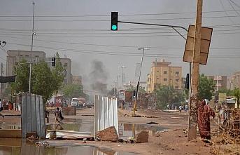 Sudan'da darbenin yıl dönümünde protestolar düzenlendi