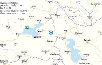 Süleyman Soylu'ndan Özalp depremi açıklaması: Köyler taranıyor yıkık ihbarı var