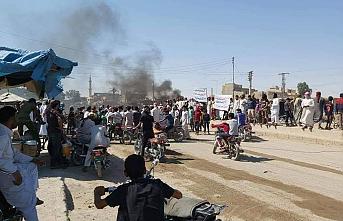 Suriye'de YPG/PKK'nın döşediği mayın patladı, 1 çocuk öldü