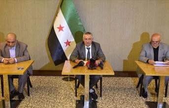 Suriyeli muhalif Kürt oluşumdan bölgedeki gelişmelere ilişkin açıklama