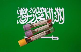 Suudi Arabistan'da bir günde 4 bin 387 Kovid-19 vakası tespit edildi
