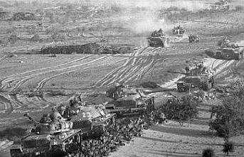 Tarihte Bugün (8 Haziran) : Altı gün savaşları sonrası Mısır ateşkesi kabul etmek zorunda kaldı