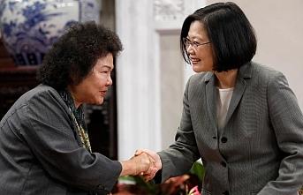 Tayvan Meclisinde tartışmalı aday kavgası