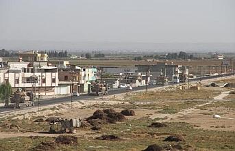 Tel Abyad'da patlayıcı maddeler ele geçirildi