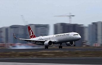 THY ABD'deki Türkler için Los Angeles'tan özel sefer düzenledi