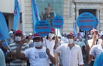 Türk-İş ve DİSK Kıdem tazminatı için eylem sürecini başlattı
