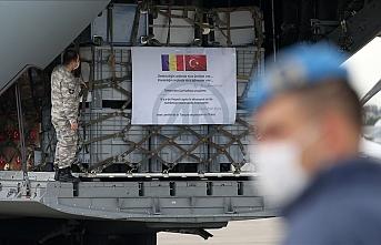 Türkiye Çad ve Nijer'e yardım elini bir kez daha uzatıyor