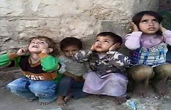 Yemen'de 10 dakikada bir çocuk öldürülüyor