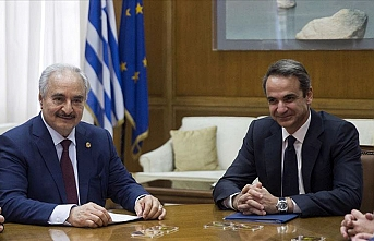 Yunanistan'ın Libya Politikası