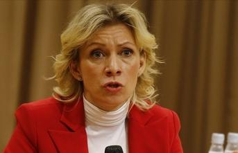 Zaharova: Türkiye ile çok yönlü iş birliğimizin önemli sonuçları oldu