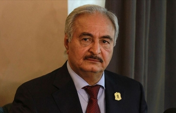 ABD askeri heyeti, Sirte'den çekilmesi için Libya'da Hafter ile görüştü