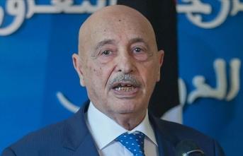 ABD Büyükelçisi, Hafter yanlısı Temsilciler Meclisi Başkanı Salih'le 'petrol üretimini' görüştü