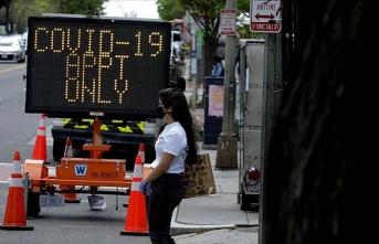 ABD'nin başkenti Washington'da maske zorunluluğu kararı