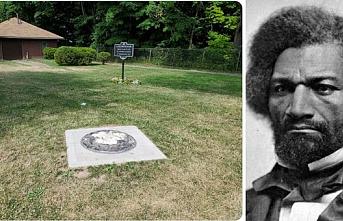 ABD'de köleliğin kaldırılmasını savunan Frederick Douglass'ın heykeli parçalandı