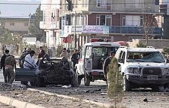 Afganistan'da bombalı saldırıda ilçe emniyet müdürü öldü