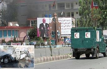Afganistan'da istihbarat binasına saldırı: 43 yaralı