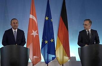 Almanya Dışişleri Bakanı Maas: Aile ziyaretleri seyahat uyarısı kapsamında değildir
