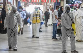 Arap ülkelerinde Kovid-19 kaynaklı ölü ve vaka sayıları arttı