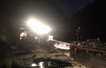 Artvin'deki selde 1 kişi hayatını kaybetti