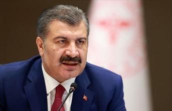 Bakan Koca açıkladı: Türkiye'de Kovid-19'dan 199 bin 834 kişi iyileşti