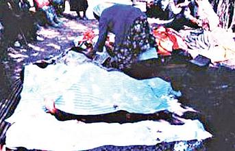 Başbağlar katliamının 27. yılı