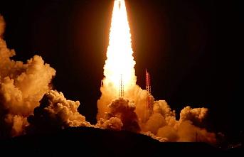 Birleşik Arap Emirlikleri'nin 'umudu' Mars'a gitti