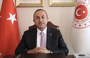 Çavuşoğlu'ndan Azerbaycanlı gençlere: Can gardaşlarımıza canımız feda