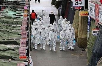 Çin'de 6, Güney Kore'de 39 yeni COVID-19 vakası görüldü