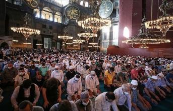 Cumhurbaşkanı Erdoğan'dan 'Ayasofya'nın 24 saat açık kalması' talimatı