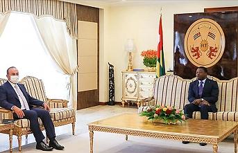 Dışişleri Bakanı Çavuşoğlu: Togo'ya büyükelçilik açma kararı aldık