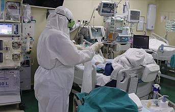 Dünya genelinde tedavisi süren COVID-19 hasta sayısı 5 milyonu aştı