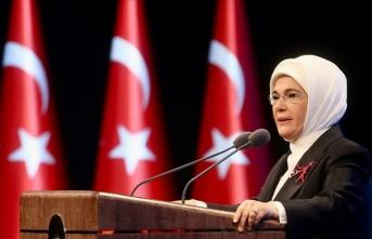 Emine Erdoğan: İnsanlık mirasının bu müstesna eserini göz bebeğimiz gibi korumaya devam edeceğiz