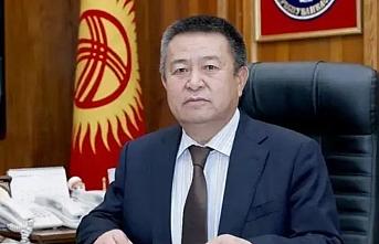 Eski Kırgızistan Meclis Başkanı Tursunbekov zatürreden öldü