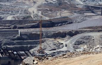 Etiyopya Hedasi Barajı'nı doldurmaya başladı