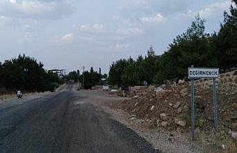 Gaziantep'te mezarlıkta el bombası bulundu