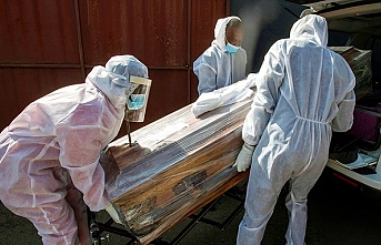 Güney Afrika Cumhuriyeti'nde Kovid-19 vaka sayısı 470 bini geçti