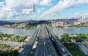 Haliç Köprüsü'nde 18 Ağustos'a kadar bakım çalışması yapılacak