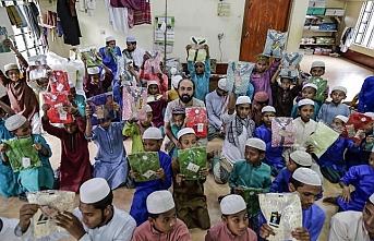 İHH'dan 184 bin yetime bayramlık