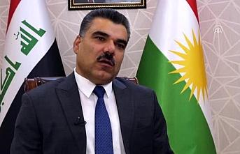 IKBY Bağdat Temsilcisi: Erbil'in önceliği Bağdat'la yaşanan sorunları diyalogla çözmek