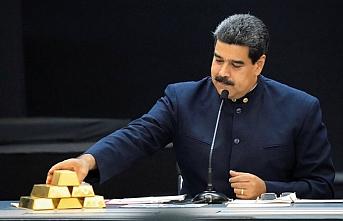 İngiltere, Venezüella'nın altınlarına el koydu!